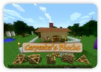 Carpenter's Blocks - Mods