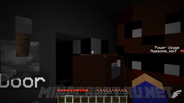 Five Nights at Freddy's - Vanilla Minecraft Horror (FNAF 1