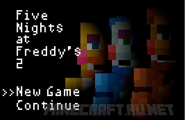 Five Nights at Freddy's 2 by Legoskeleton (FNAF 2) [1 8
