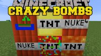 The Crazy Bombs - Моды