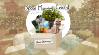 Good Morning Craft - Resource Packs