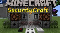 SecurityCraft - Моды