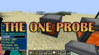 The One Probe (TOP) - Mods