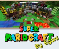 SuperMarioCraft - Ресурс паки