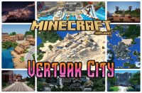 Vertoak City - Maps