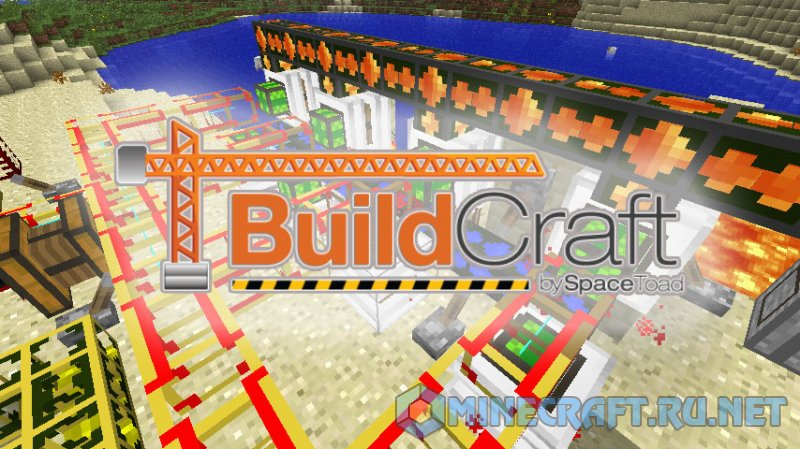 Buildcraft mod 1. 11. 2/1. 8/1. 7. 10 popular minecraft addons.