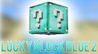 Lucky Block Blue 2 - Моды