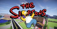 The Simpsons Map - Карты