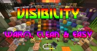 Visibility (Warm, Clean & Easy) - Resource Packs