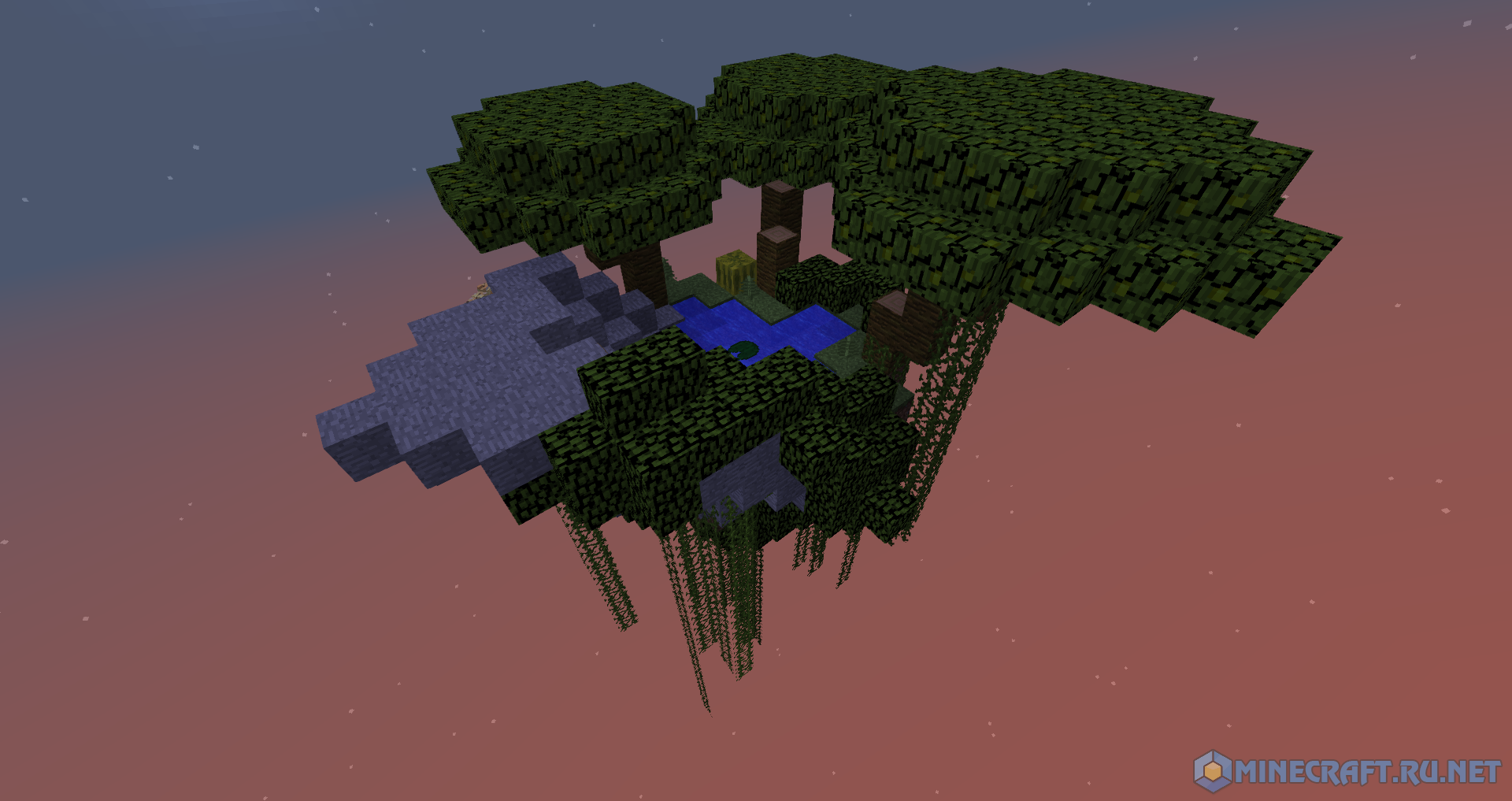 Skyblock: Nine Islands [1 11 2] › Maps › MC-PC NET — Minecraft Downloads