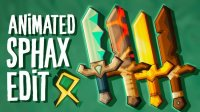 Sphax Animated PvP Edit - Ресурс паки