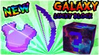 Lucky Block Galaxy - Моды