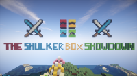 The Shulker Box Showdown - Карты