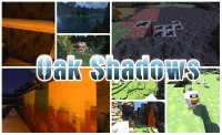 Oak Shadows - Resource Packs