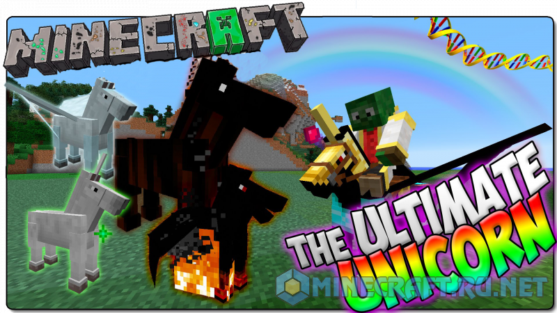 Minecraft Ultimate Unicorn