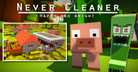 Never Cleaner - Resource Packs