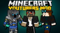 Youtubers+ - Mods
