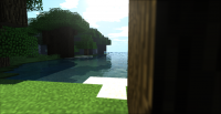 Green World Shaders 1.8-1.13 - Шейдеры