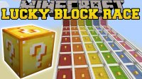 Lucky Block Race - Maps