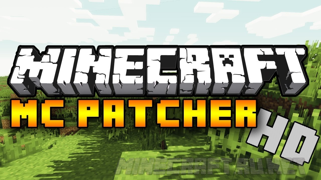 Minecraft MCPatcher HD