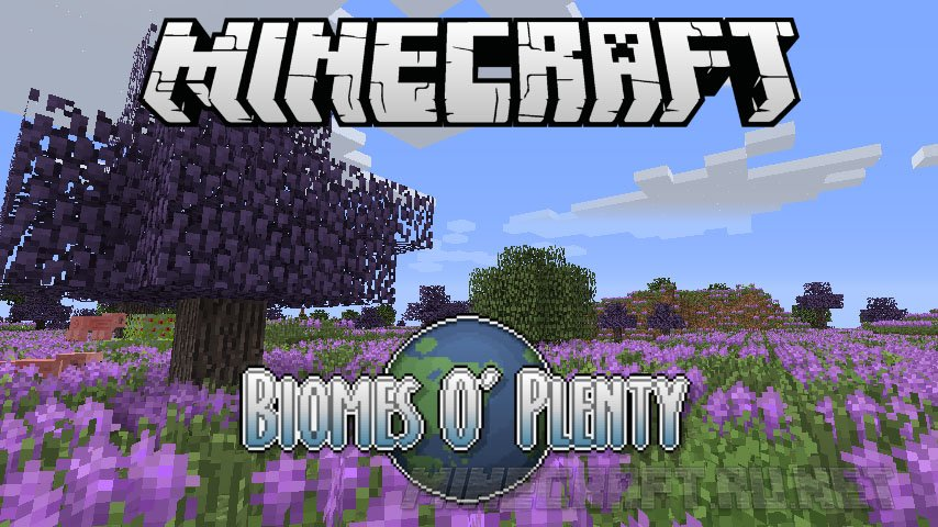 Minecraft Biomes O' Plenty