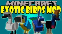 Exotic Birds - Mods