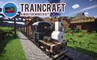 TrainCraft - Mods