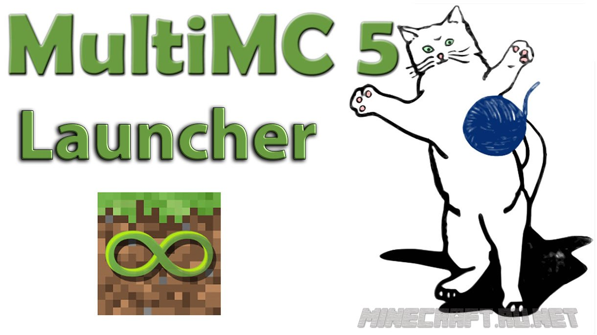 Minecraft MultiMc 5