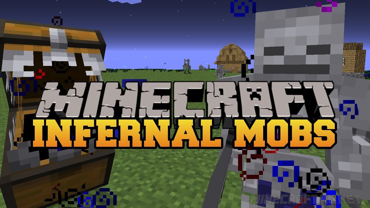Infernal Mobs Mods MCPCNET Minecraft Downloads - Minecraft teleport player to mob