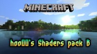 hoo00's Shaders pack B - Shader Packs