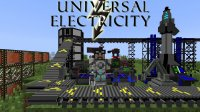 Universal Electricity - Mods