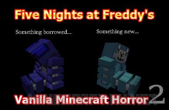 [Карта] Five nights at Freddy's 2 для Minecraft - Скачать ...