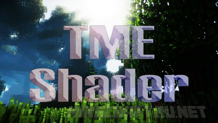Майнкрафт CrankerMan's TME Shaders