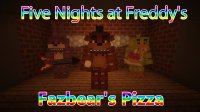 Five Nights at Freddy's - Fazbear's Pizza (FNAF) - Maps