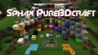 Sphax PureBDcraft - Resource Packs