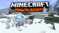 Dragon Mounts - Mods