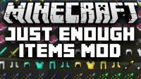 Just Enough Items - Mods