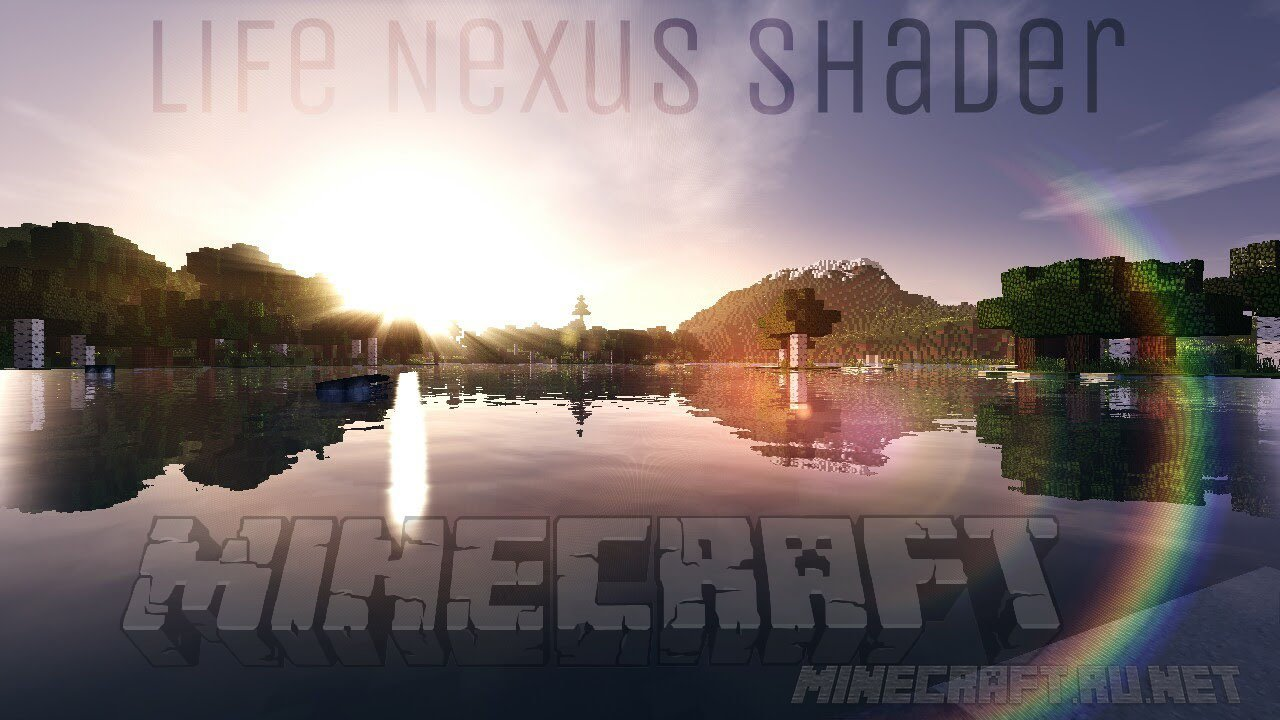 Майнкрафт Life Nexus Shaders