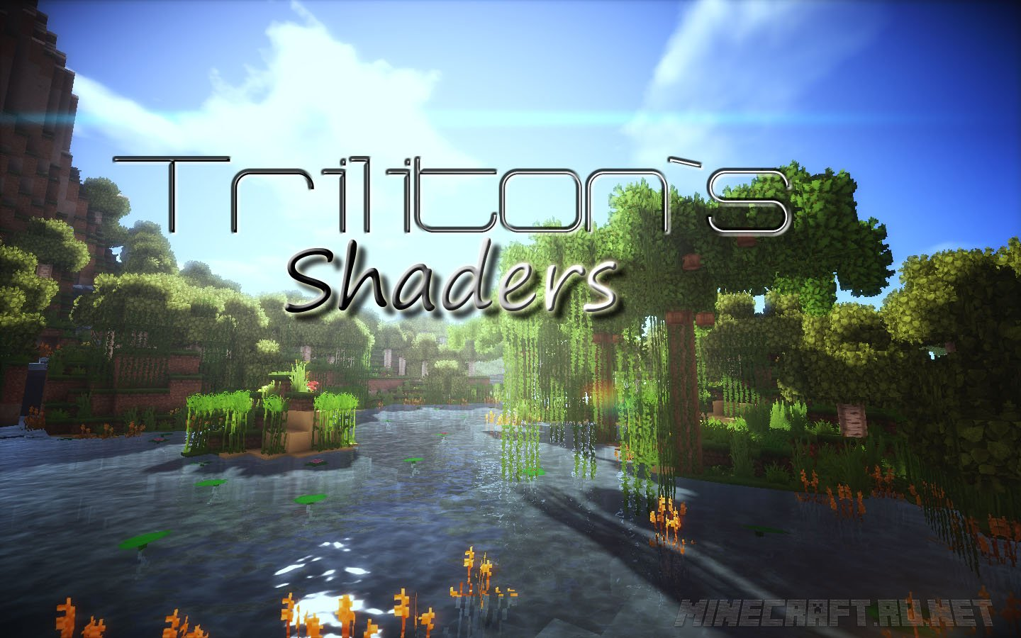 Minecraft Triliton`s Shaders