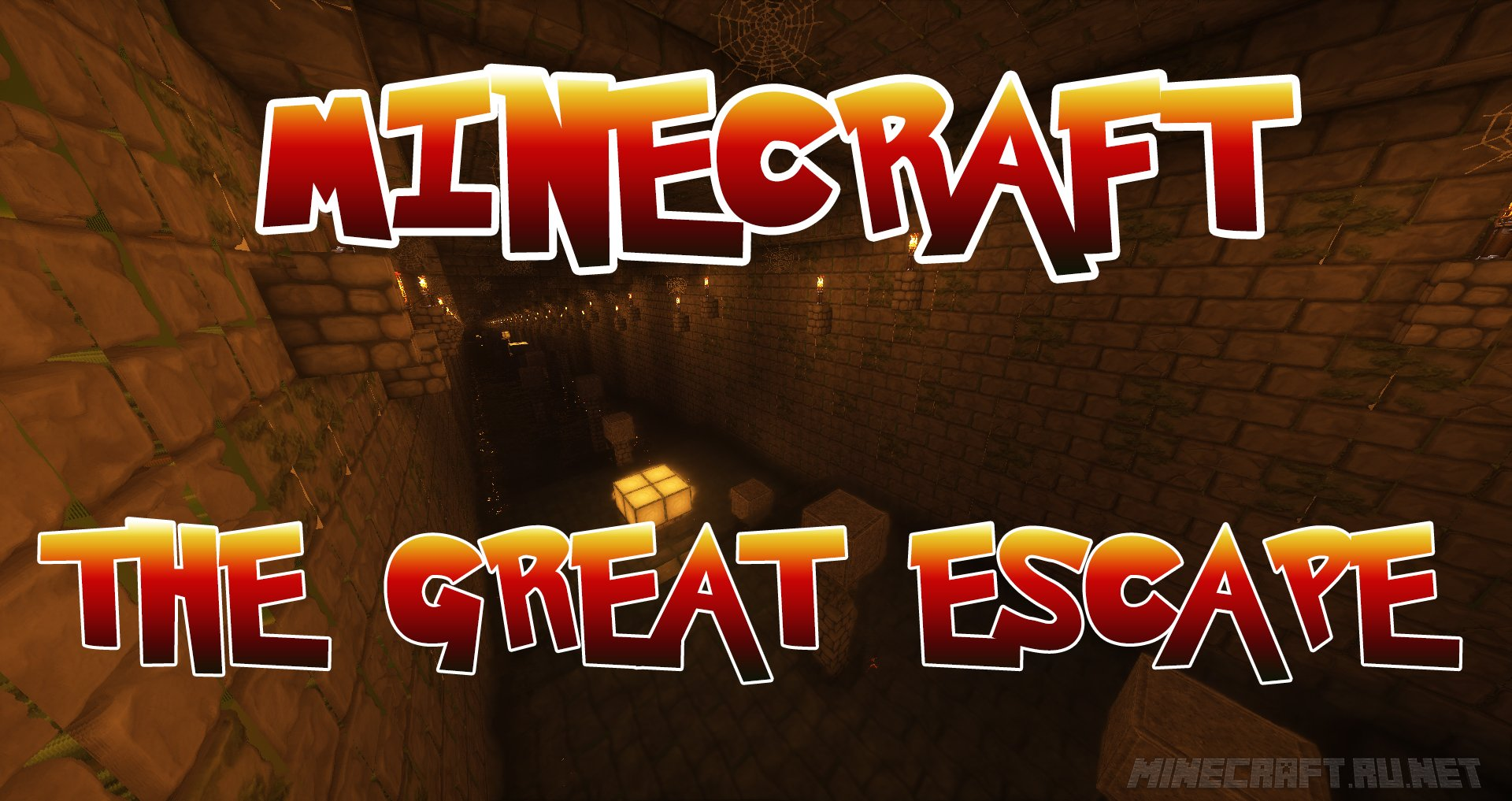 Minecraft The Great Escape