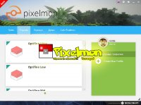 Pixelmon Launcher - Launchers