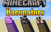 Baconators - Mods
