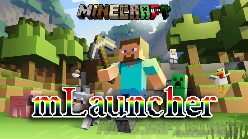 Minecraft mLauncher