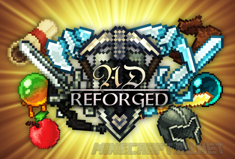 Minecraft AD Reforged
