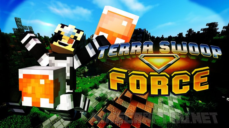 Minecraft Terra Swoop Force