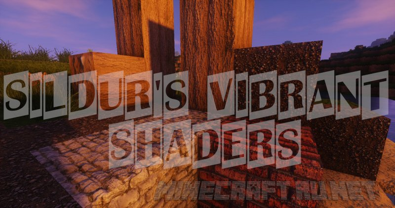 Minecraft Sildur's Vibrant Shaders