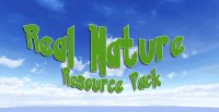 Real Nature Ресурспак - Resource Packs