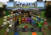 Default HD - Resource Packs