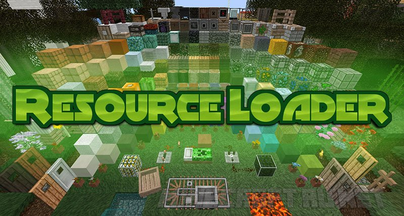 Minecraft Resource Loader