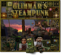 Glimmar's Steampunk - Resource Packs